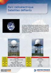 Parc radioélectrique <br/> (Satellites défilants)