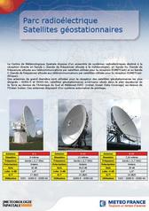 Parc radioélectrique <br/> (Satellites géostationnaires)