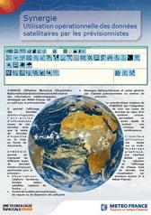 Synergie - utilisation opérationnelle <br/> des données satellitaires <br/> par les prévisionnistes