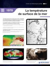 La temperature de surface de la mer