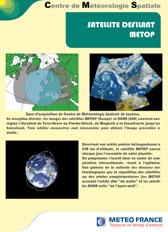 Satellite défilant METOP 2/2