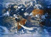 Composite Goes 12 et Météosatt 8 - le 15 septembre 2006