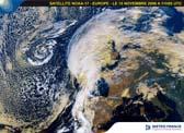 Vue sur l'Europe - le 15 novembre 2006