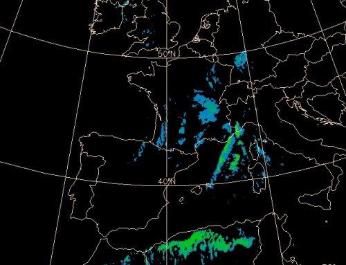 MPE : estimation des précipitations à partir des données satellitaires